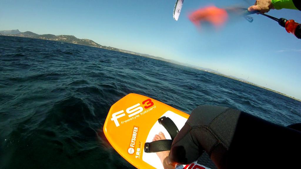 TEST Sonic 3 Flysurfer 9.0 m² Vlcsna57