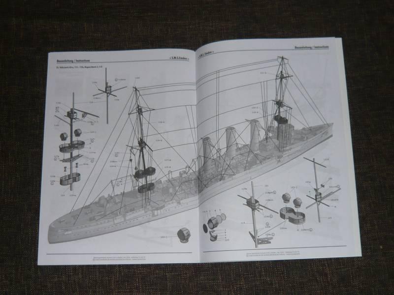 Bau der SMS Emden und Dresden P1040950