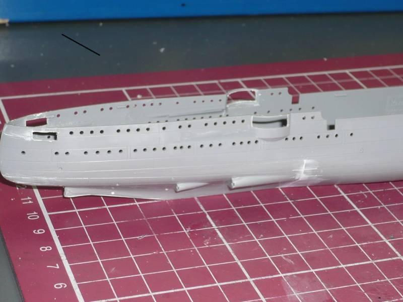 Bau der SMS Emden und Dresden P1040960