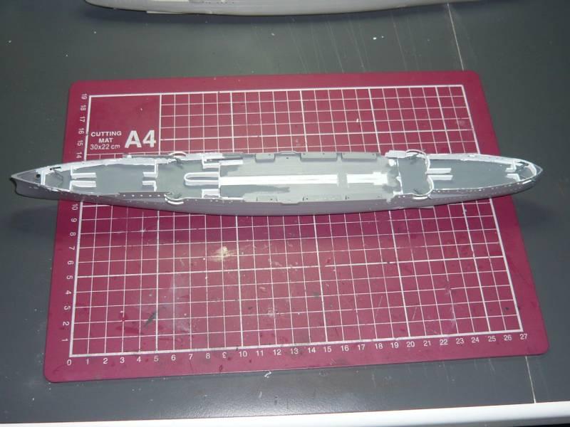 Bau der SMS Emden und Dresden P1040973