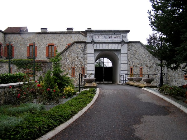 Le fort du Villard dessous Vd00410