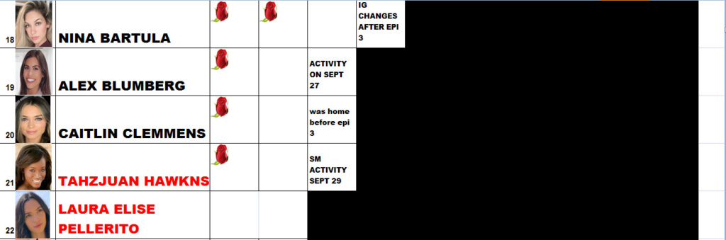 Bachelor 23 - Colton Underwood - Filming Schedule - NO Discussion - *Sleuthing Spoilers* - Page 2 2018-134