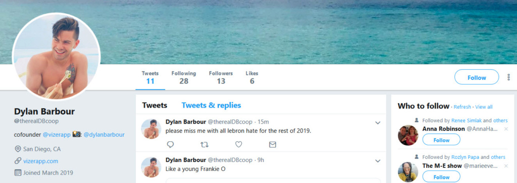 Bachelorette 15 - Dylan Barbour - *Sleuthing Spoilers* 2019-018