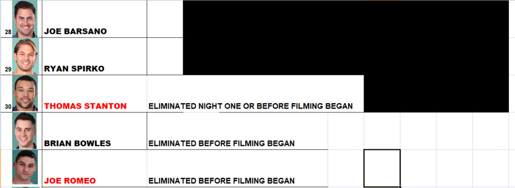 Bachelorette 15 - Hannah Brown - Filming Schedule - Discussion - *Sleuthing Spoilers* - Page 3 2019-096