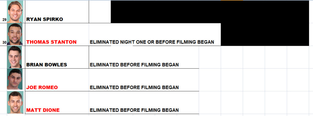 Bachelorette 15 - Hannah Brown - Filming Schedule - Discussion - *Sleuthing Spoilers* - Page 3 2019-103