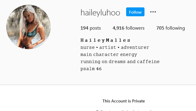 Hailey Malles - Bachelor 26 - Discussion - **Sleuthing Spoilers** Screen57