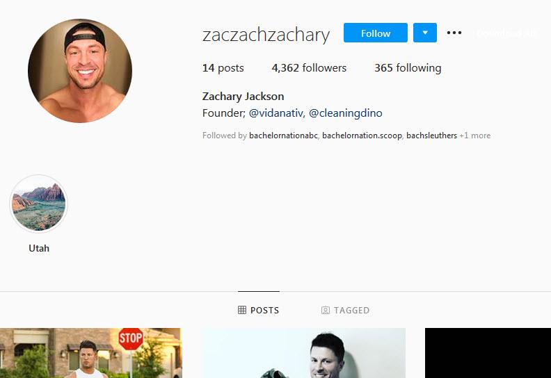 Zach Jackson - Bachelorette 16 - *Sleuthing Spoilers* Zach_j10