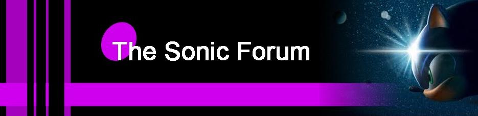The Sonic Forum