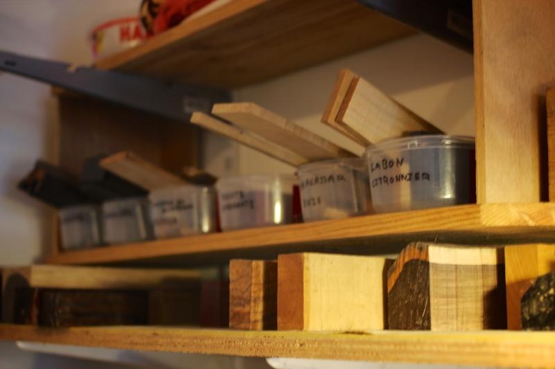 Nouvelle acquisition : vive les Luthiers Français (facteurs) Christ10