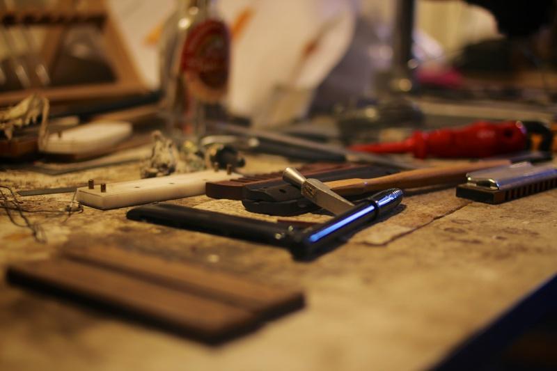 Nouvelle acquisition : vive les Luthiers Français (facteurs) Christ11