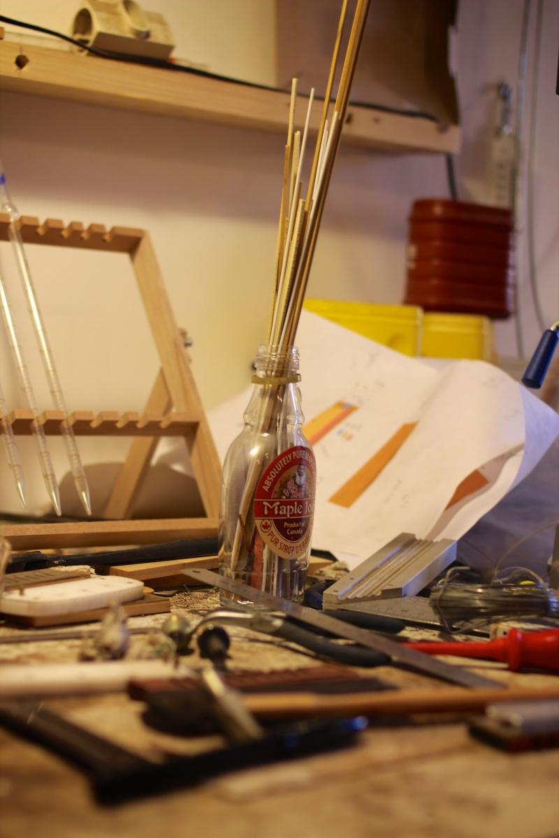Nouvelle acquisition : vive les Luthiers Français (facteurs) Christ14