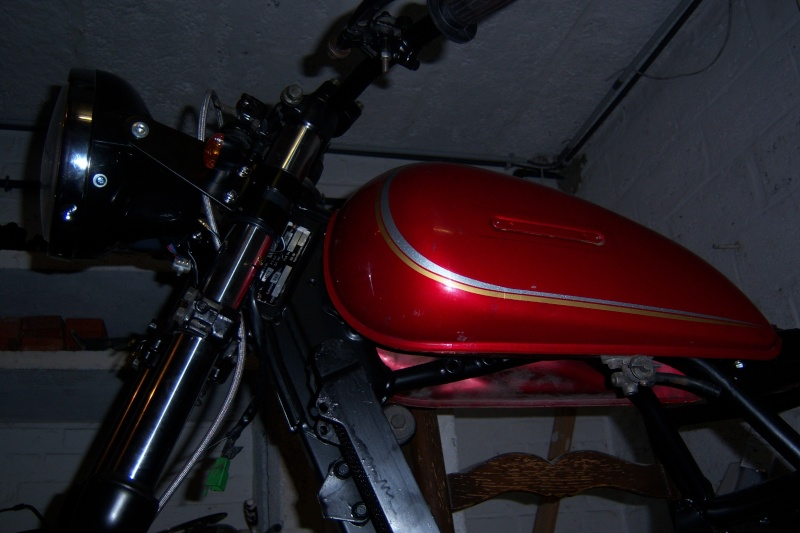 From Dr 650 Rse To Own Tracker - Page 5 100_9511