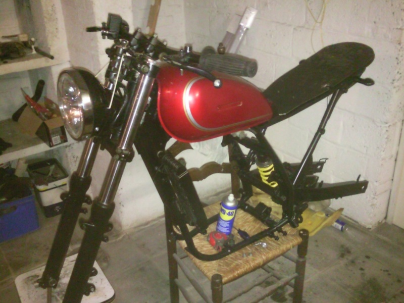 From Dr 650 Rse To Own Tracker - Page 5 Photo025