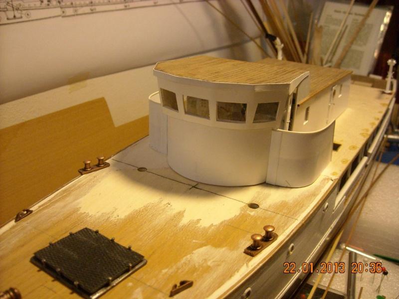 piani  -scr - la Calypso di cousteau autocostruita su piani museo della marina parigi - Pagina 9 Immagi26