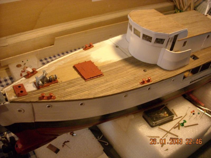 piani  -scr - la Calypso di cousteau autocostruita su piani museo della marina parigi - Pagina 9 Immagi28