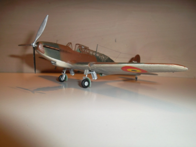 Matchbox - Fiat CR42 / Airfix - Fairey Battle Sam_6711