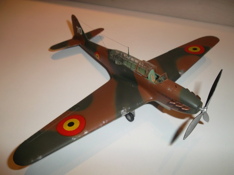Matchbox - Fiat CR42 / Airfix - Fairey Battle Sam_6712