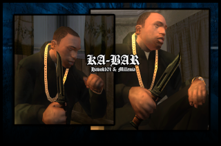 [PACK] Skin HD Réaliste - Millenia Ka-bar10