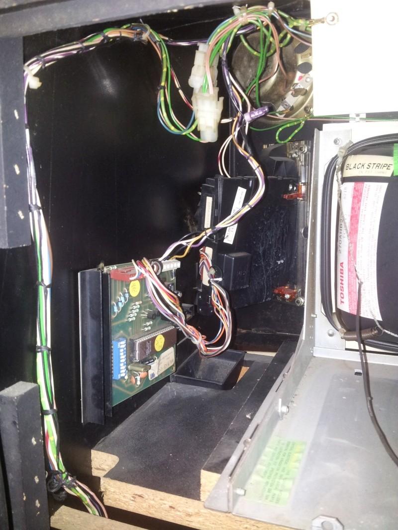 Borne playchoice 10 en réparation 20121221