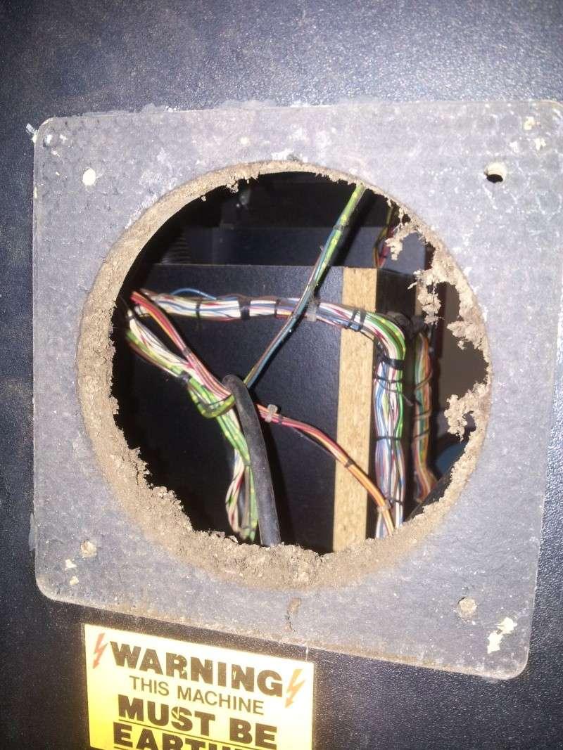Borne playchoice 10 en réparation 20121223
