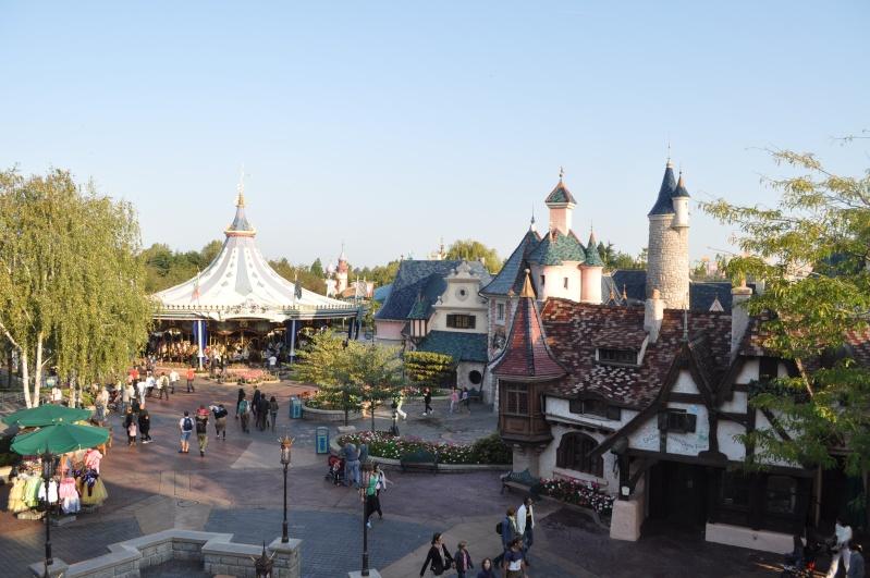 [TR] Disneyland Paris, 15 ans après..... 3 jours / 2 nuits  au Castle Club vue Fantasia Gardens - Page 7 Dsc_0013