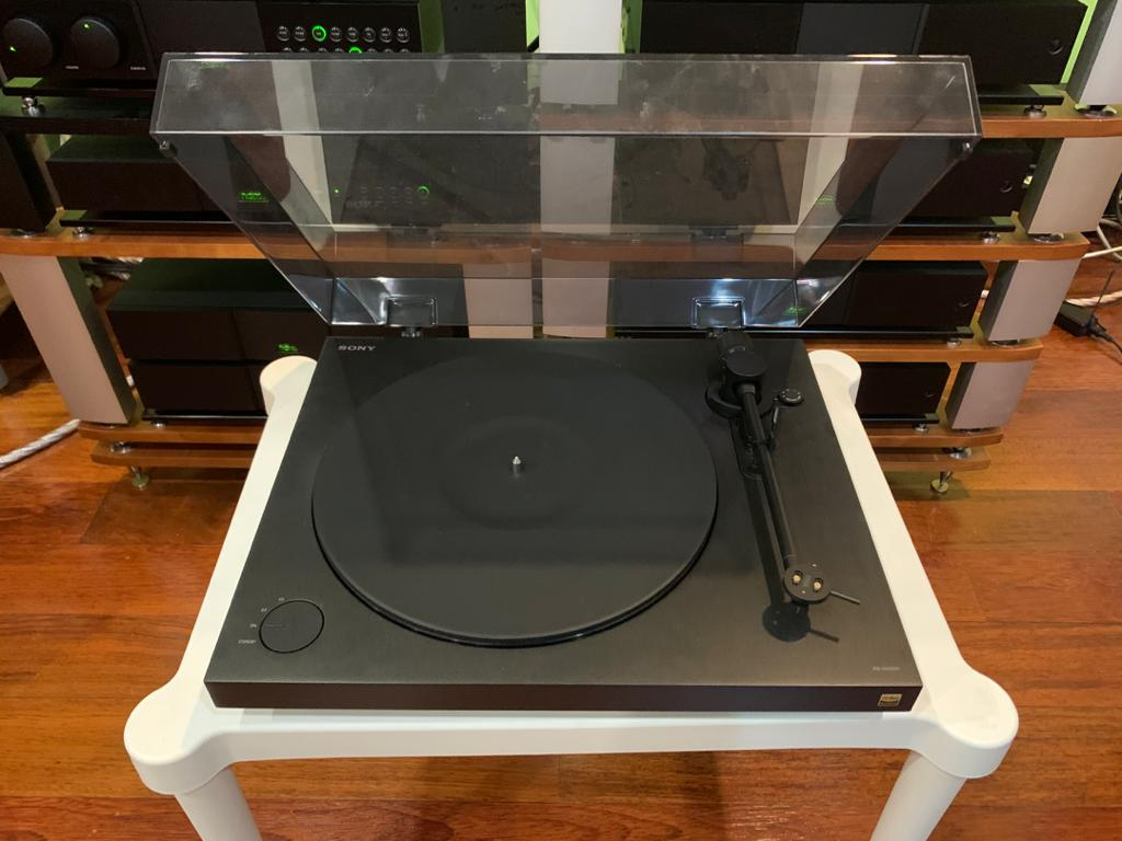 Sony PS-HX500 turntable (sold) Sony_110