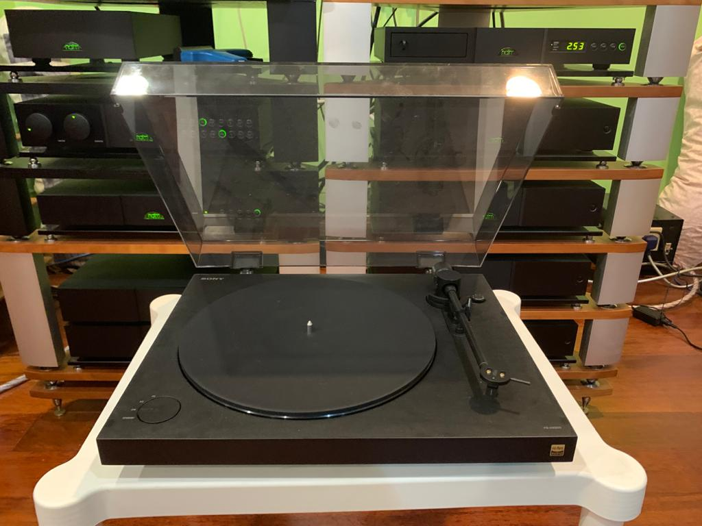 Sony PS-HX500 turntable (sold) Sony_210