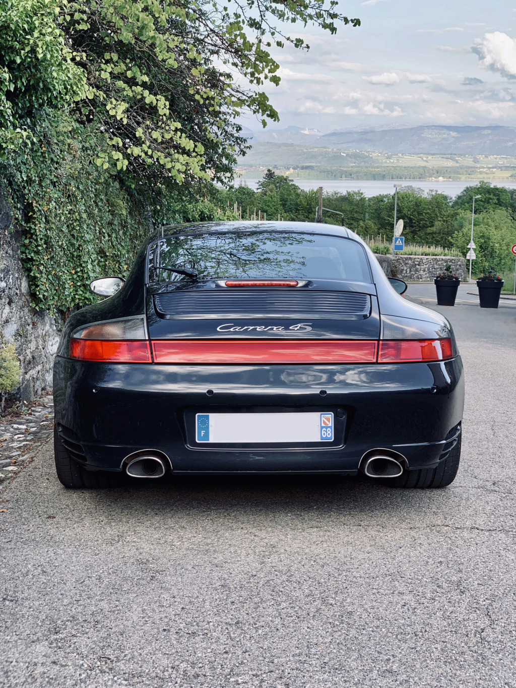 Porsche 996 4S Gris atlas (origine France) Img_7712