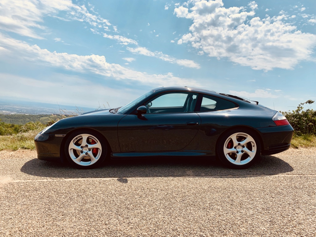 Porsche 996 4S Gris atlas (origine France) Img_8015
