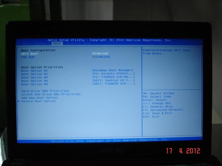 Tìm hiểu về UEFI - giải pháp thay thế BIOS 30629210