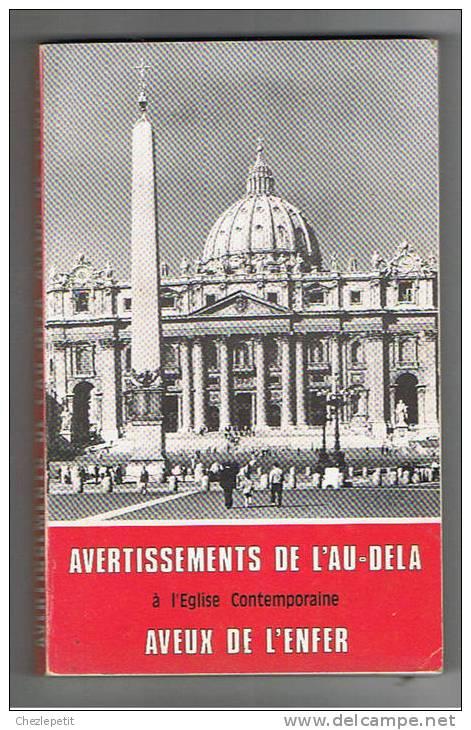 Aveux de l'Enfer,Avertissements de l'Au-delà à l'Eglise contemporaine - Page 2 658_0010