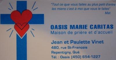 Présentation de Paulette Vinet, une Messagère du Ciel du Québec ! Vinet_14