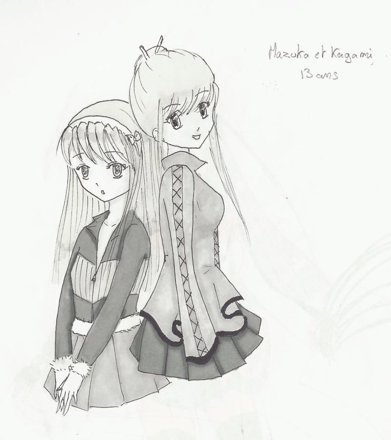Hazuka Shiimata - présentation Hazuka12