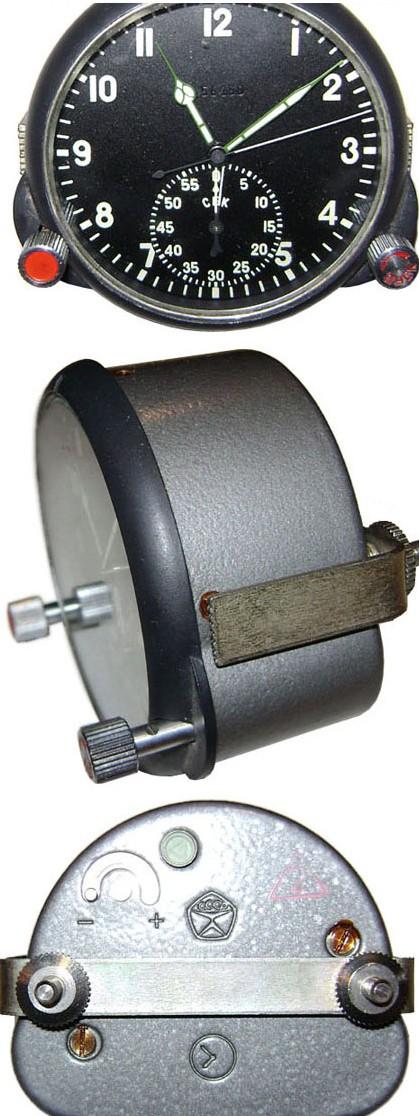 mig horloge - identification horloge type aviation (civile ou militaire) soviétique Horlog10