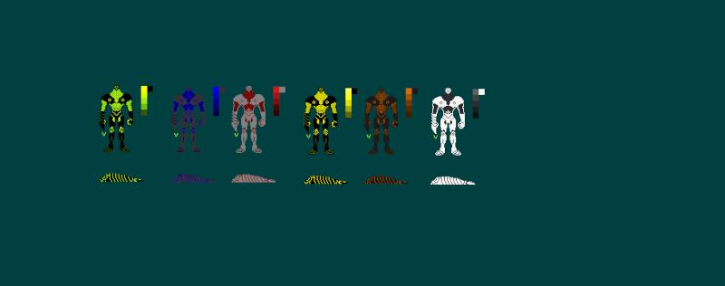 Hunters possibles de Metroid Prime Kanden10