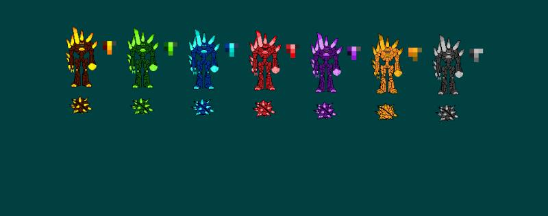 Hunters possibles de Metroid Prime Spire_10
