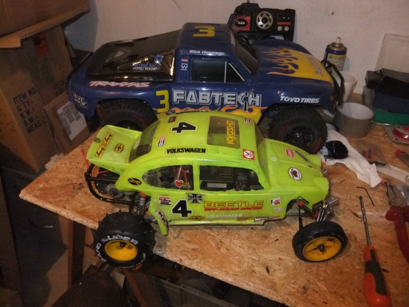 Vintage Rc Cars - Now with Video of the Chevy Stadium Truck :) New Cars!!! Dscf4413