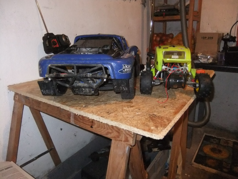 Vintage Rc Cars - Now with Video of the Chevy Stadium Truck :) New Cars!!! Dscf4414