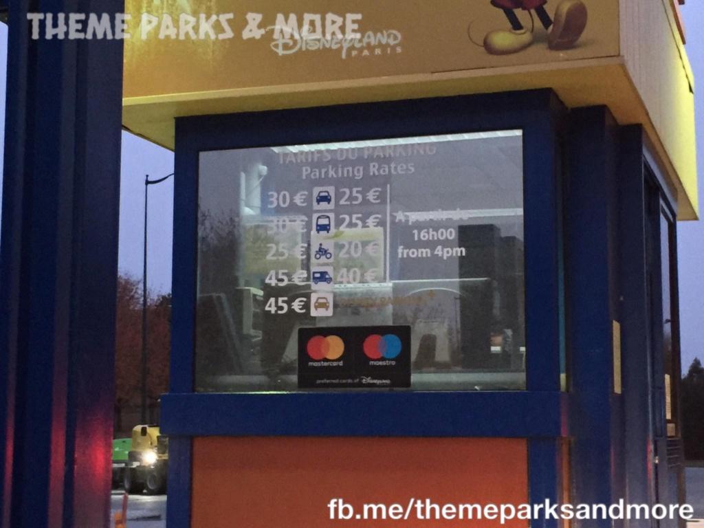 Toll Plaza (péage du Parking des Parcs) et tapis roulants - Page 18 898f4710