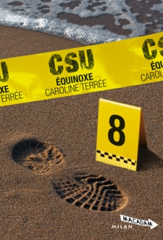 CSU (Tome 8) EQUINOXE de Caroline Terrée Csu_t810