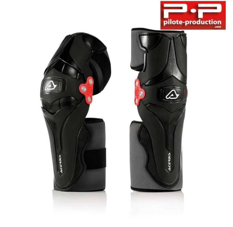 nouveau produit Genouillères acerbis x-strong knee   Acerbi11