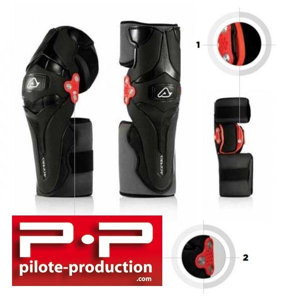 nouveau produit Genouillères acerbis x-strong knee   Acerbi12