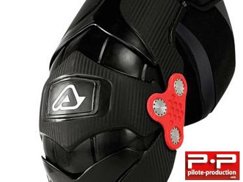 nouveau produit Genouillères acerbis x-strong knee   Acerbi13