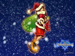 Dibujos de navidad de Varios Animes Kimdom10
