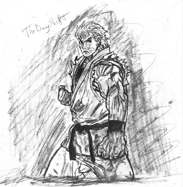 Ryo de Art Of Fighting Ryo_sa10