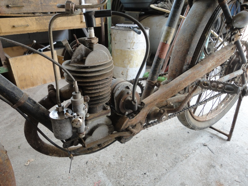 Plaque moteur ZURCHER Dsc02411
