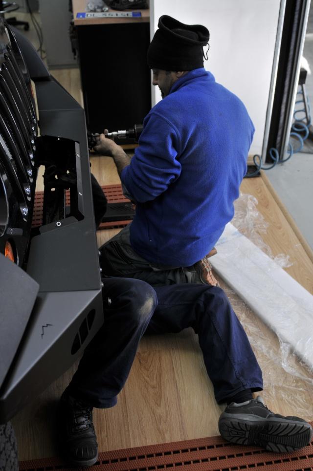 """""""Jimsy"""" fa il lifting e i lavori in corso alla """"Scia"""" scatta operazione AirBag! - Pagina 2 _dsc3620"""