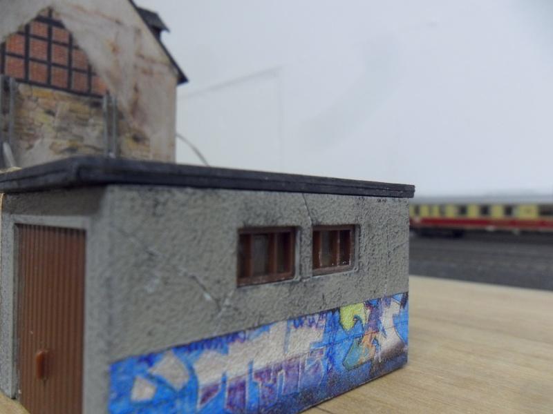 """les bâtiments de: """"mon projet de gare terminus belge""""   Sam_0512"""