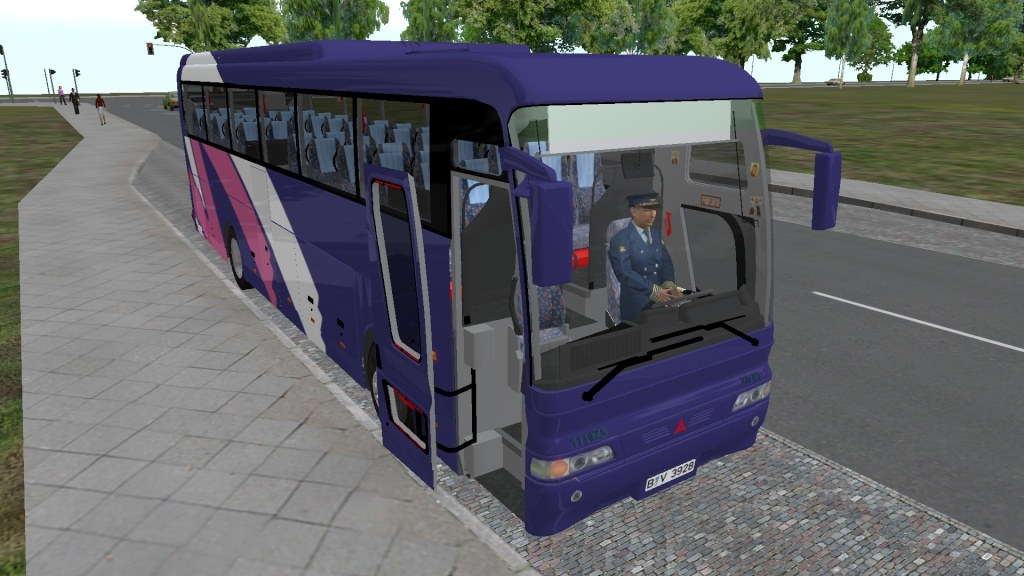 Reisebus - Temsa Safir [BETA] 2u5sjc10
