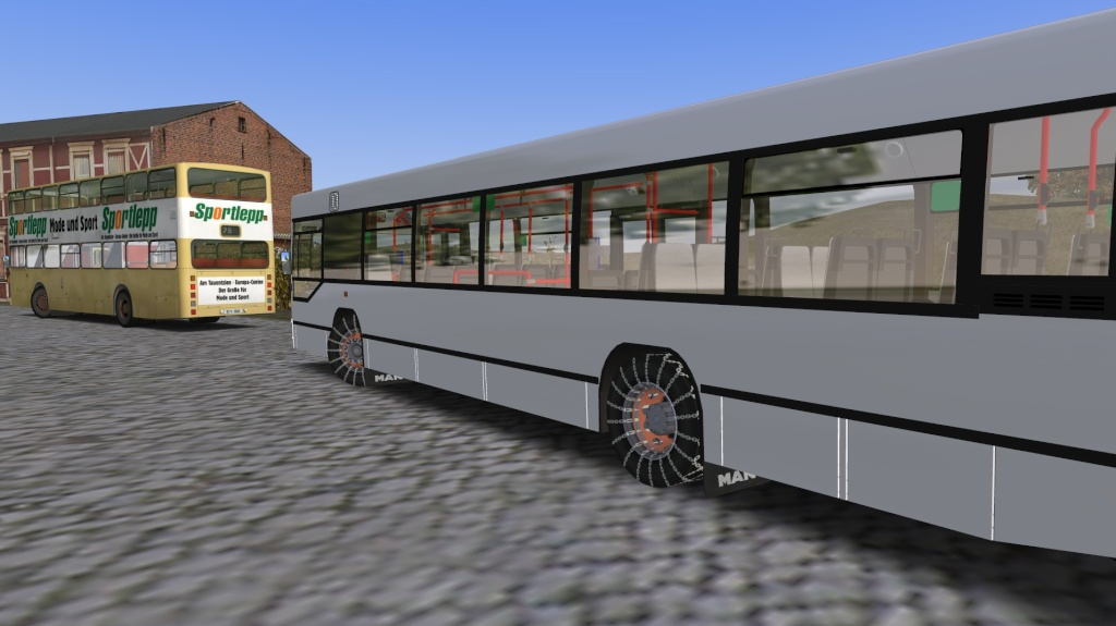 Ketjut bussin renkaisiin v0.9 74772110
